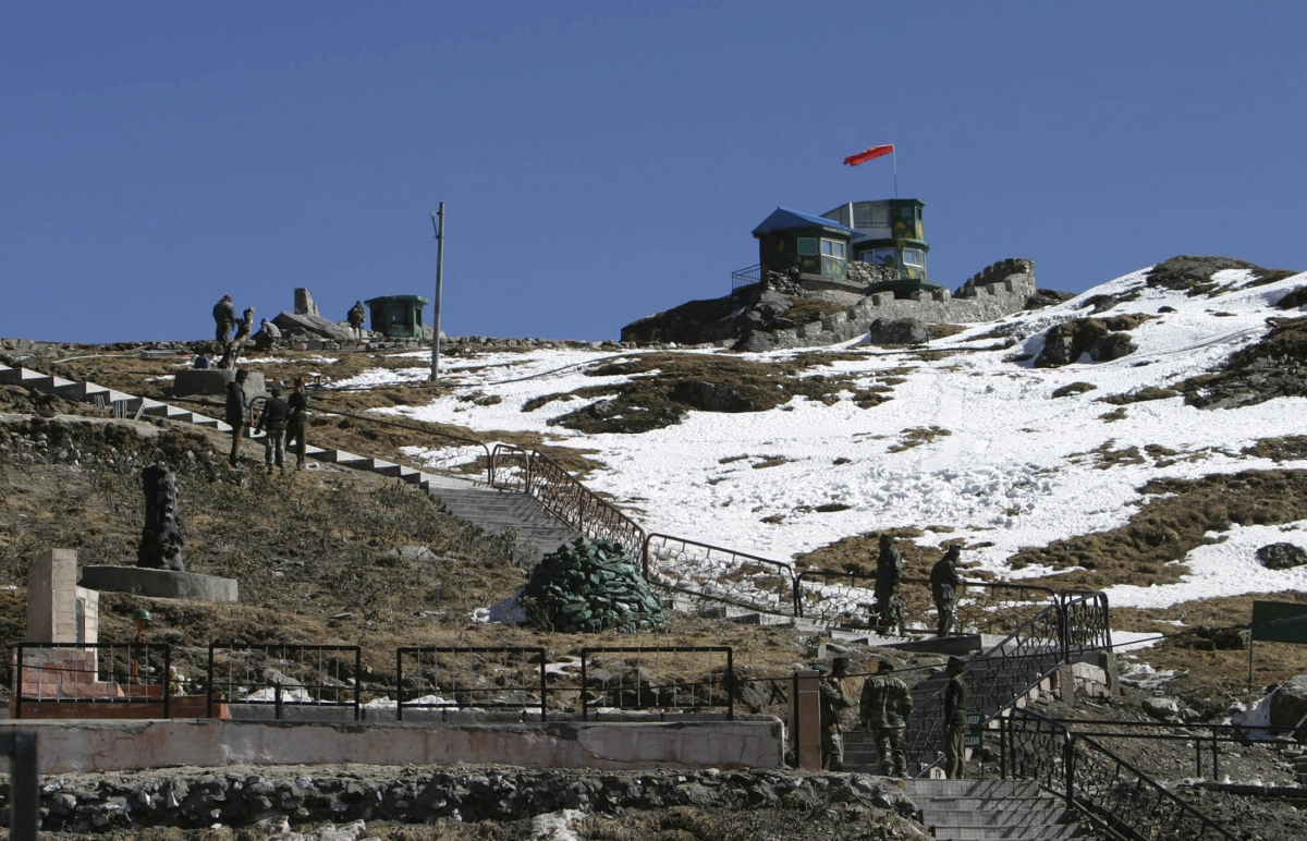 10 captive Indian Army troopers, which include 2 Majors, released by China after talks