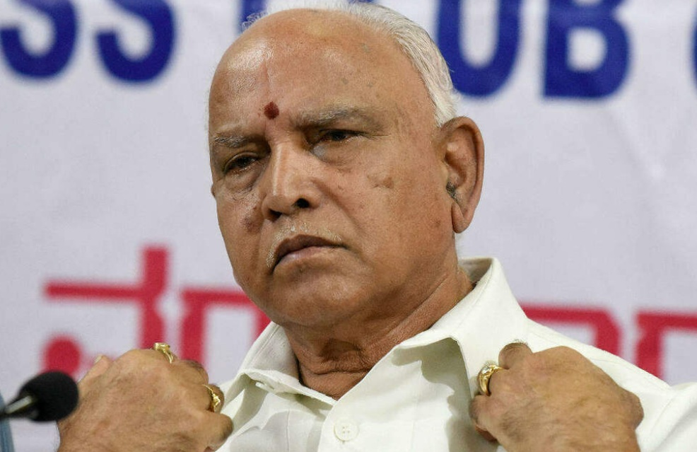 CM Yediyurappa on the Land Act reform, say it will push youth to do farming