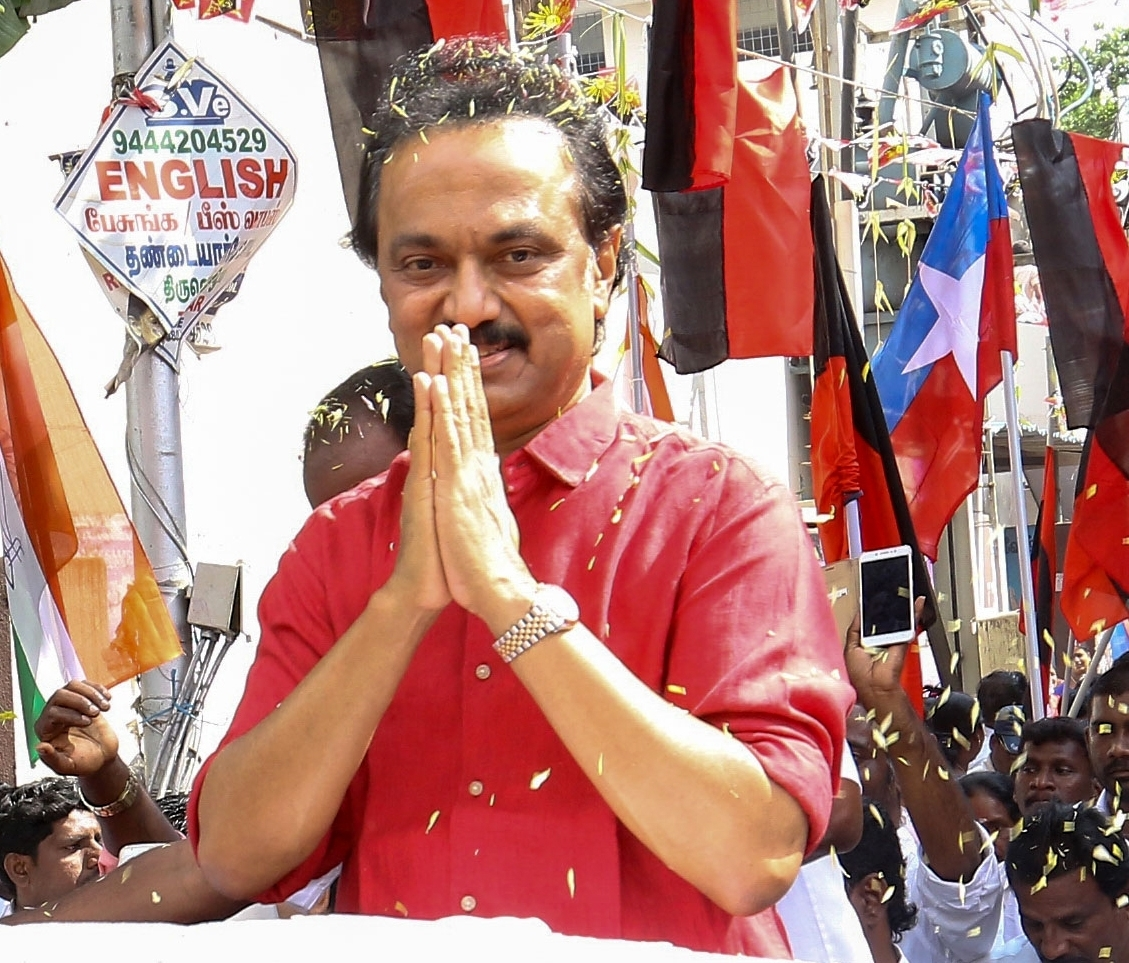 MK Stalin opposes online classes in Tamil Nadu