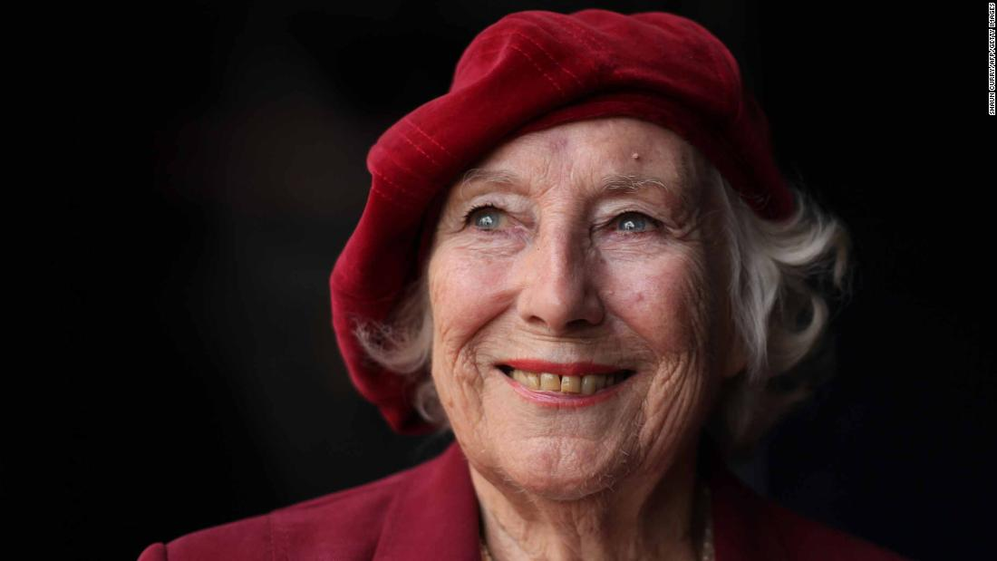 Vera Lynn dies aged 103