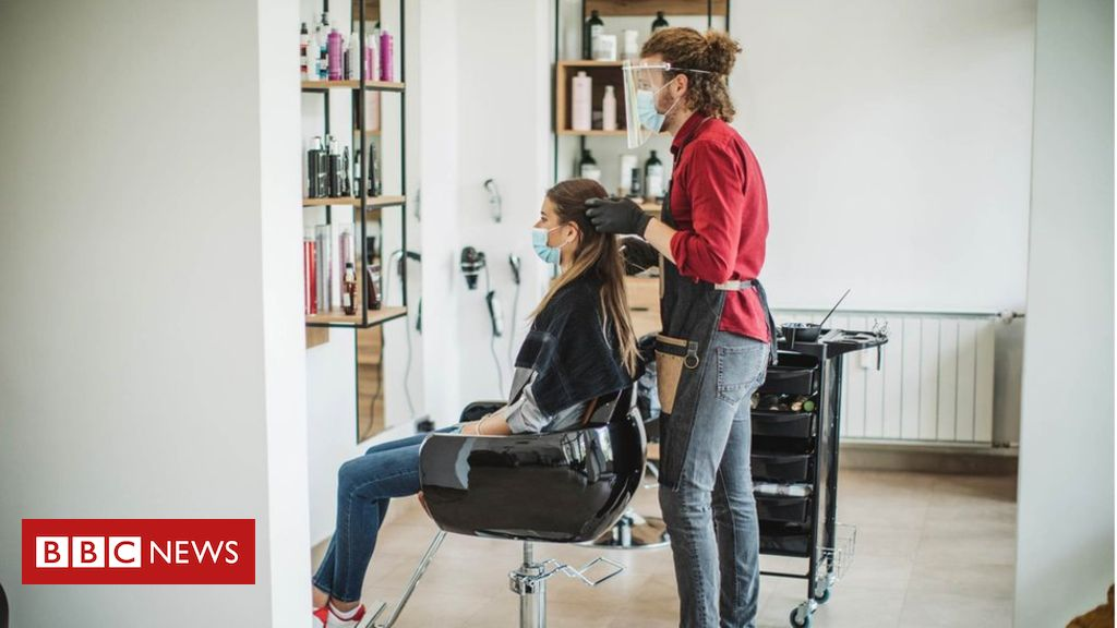 Coronavirus: Hairdressers can reopen in NI from 6 July