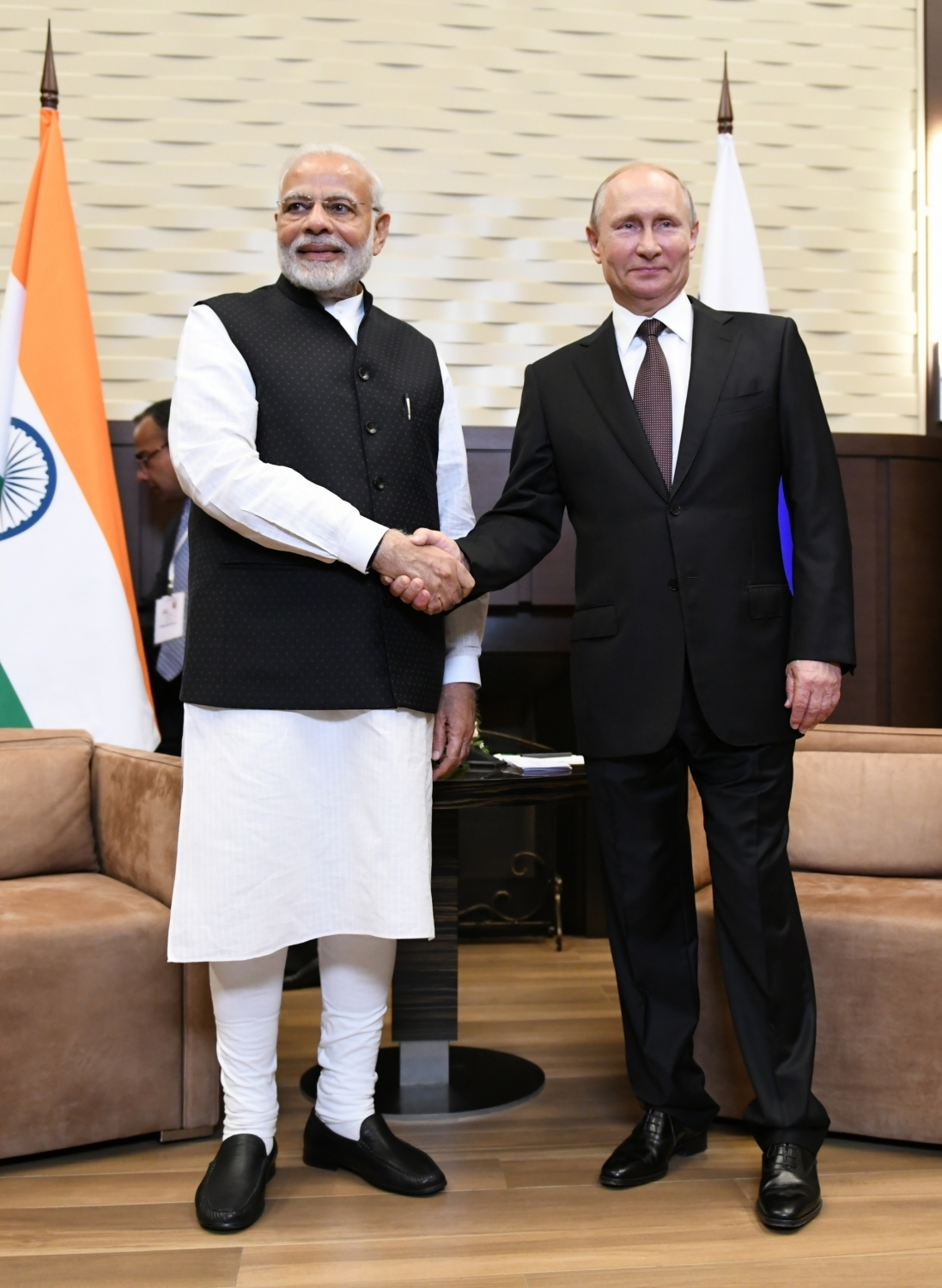 Russia says it supports India, but refuses to discuss bilateral matters in RIC fulfill