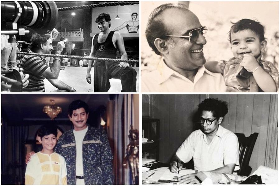 Ajay Devgn, Chiranjeevi, Mahesh Babu, Amitabh Bachchan, other celebs share their dads' scarce photographs and needs on Father's working day