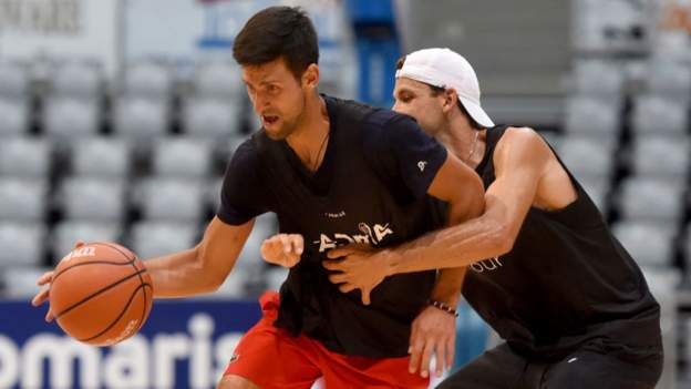 Novak Djokovic: World number one 'so sorry' after testing positive for coronavirus