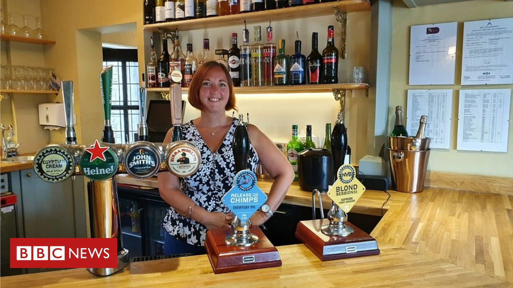 Coronavirus: What will a reopened pub actually be like?
