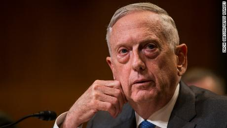 James Mattis urges Americans to wear masks and says virus 'is not going away on its own' in coronavirus PSA