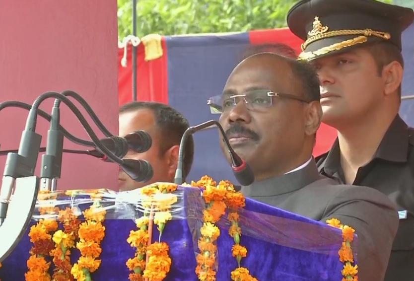 J&K Lt Governor Girish Chandra Murmu appoints six officers as customers to J&K General public Service Fee