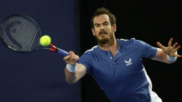 Battle of the Brits: Andy Murray & Dan Evans into semi-finals