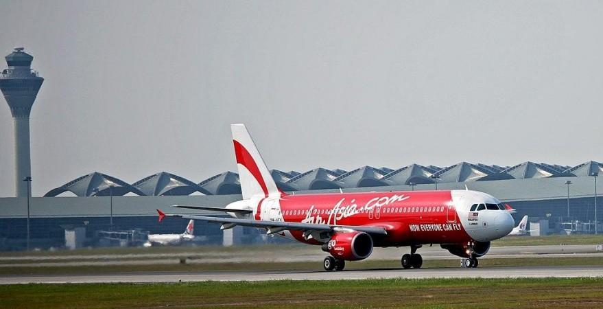 AirAsia Airbus A-320