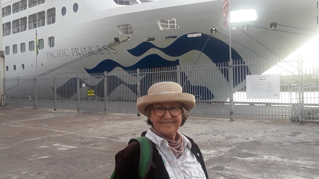 I was stranded at sea on a cruise ship. Now I am owed $37,000