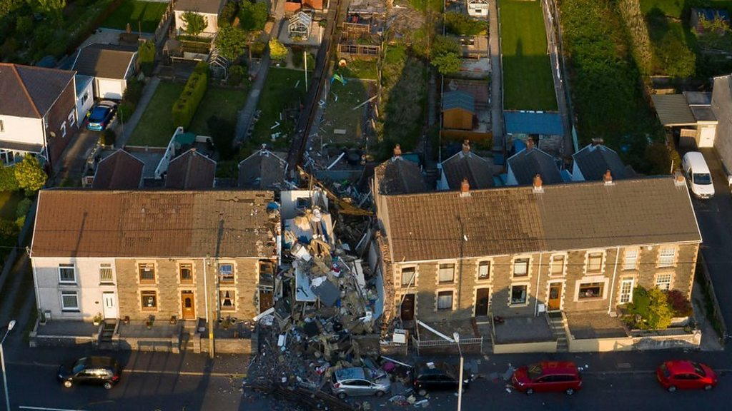 Seven Sisters house explosion: Two young boys and woman 'critical'