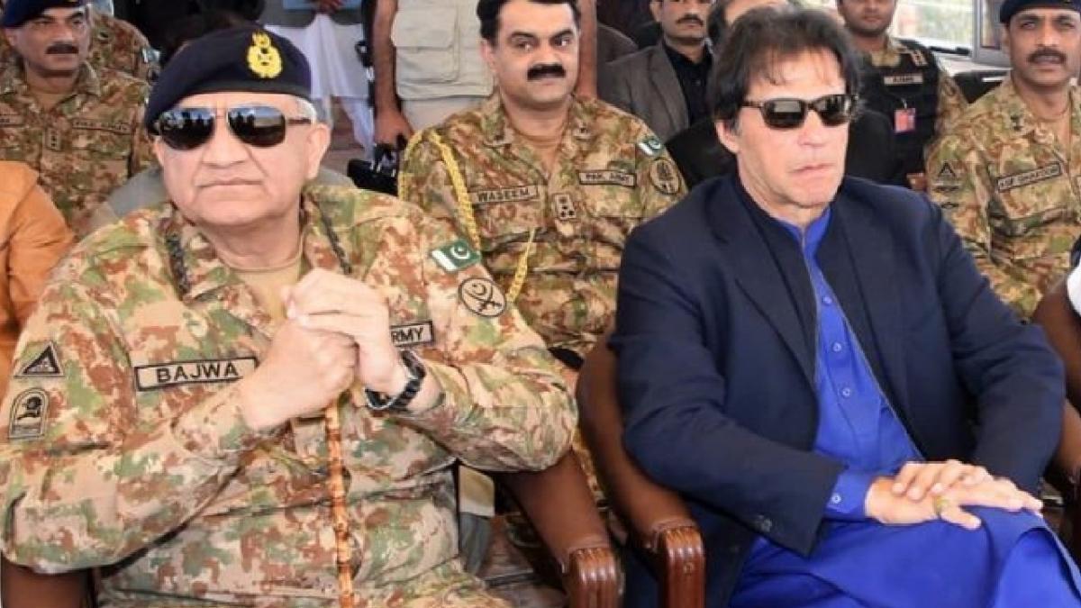 Imran Khan Pakistan Army Chief