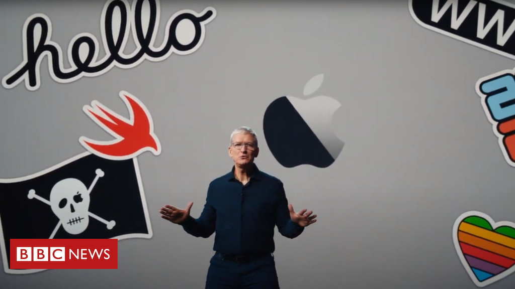 Apple Mac computers make jump to its own chips