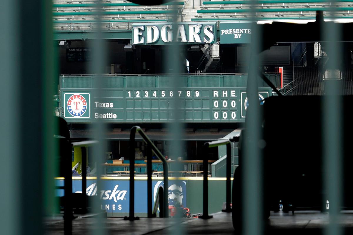 Baseball's bickering looks silly as coronavirus news gets worse