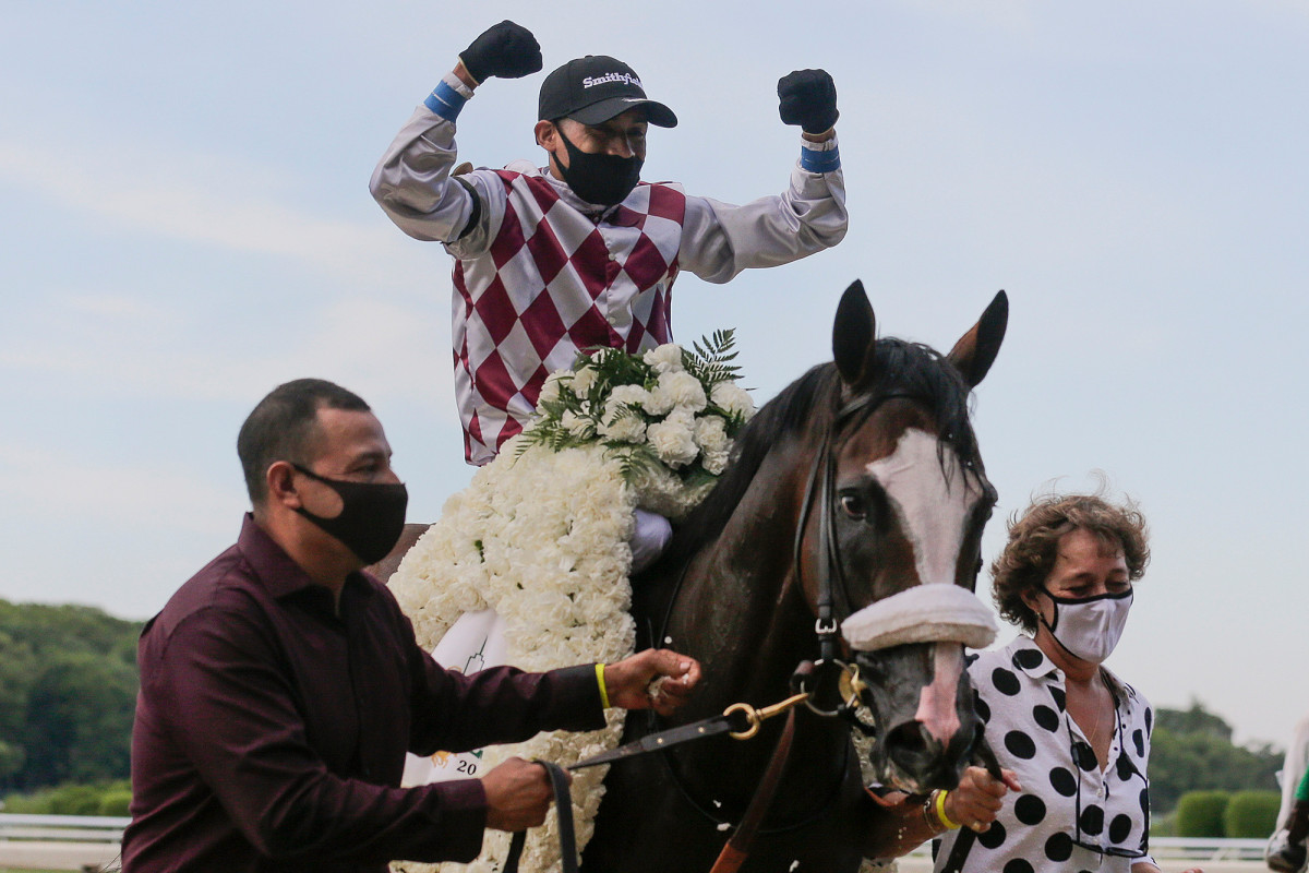 Belmont winner Tiz the Regulation will run Travers in Kentucky Derby prep