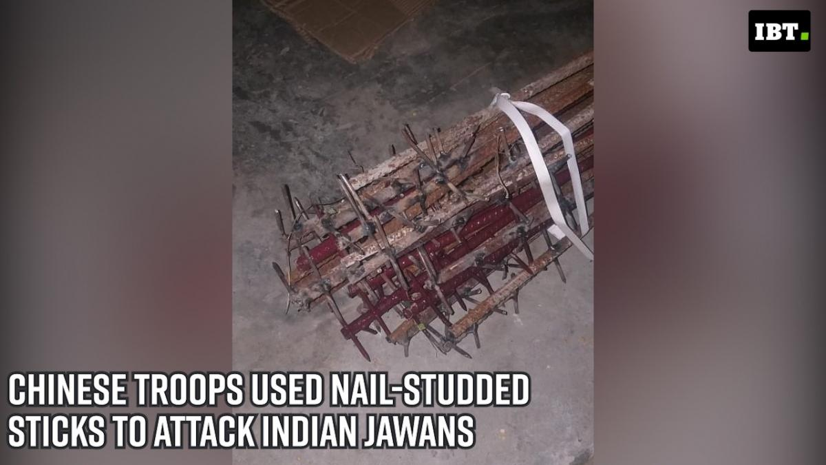 china used nails sticks
