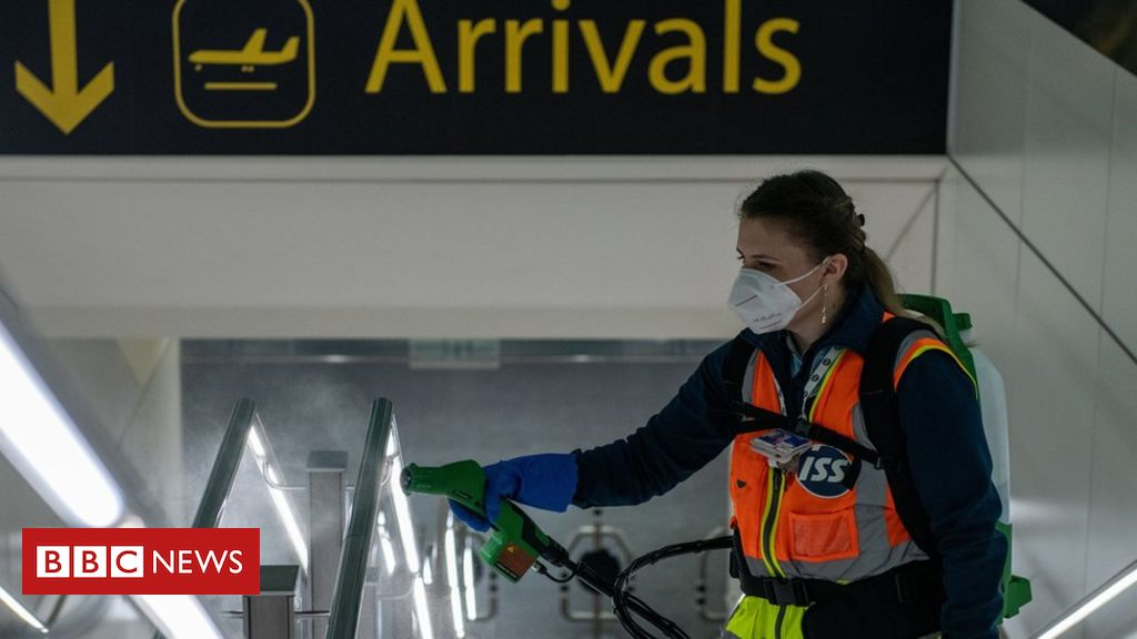 Coronavirus: Airport assessments may possibly present 'early journey quarantine release'