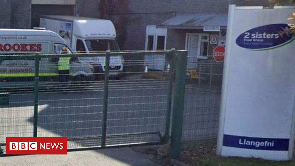 Coronavirus: Anglesey nearby lockdown 'possibility' for Llangefni manufacturing unit outbreak