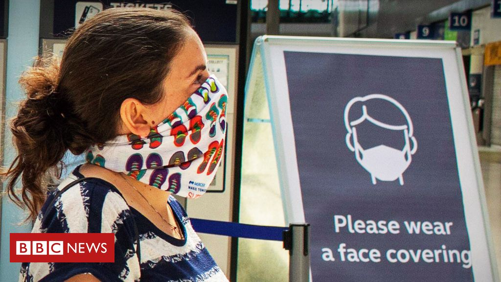 Coronavirus: Who should wear a face mask or face covering?