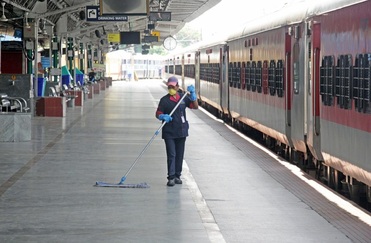 Coronavirus-hit Bengaluru railway workplace shut soon after going to staff assessments positive