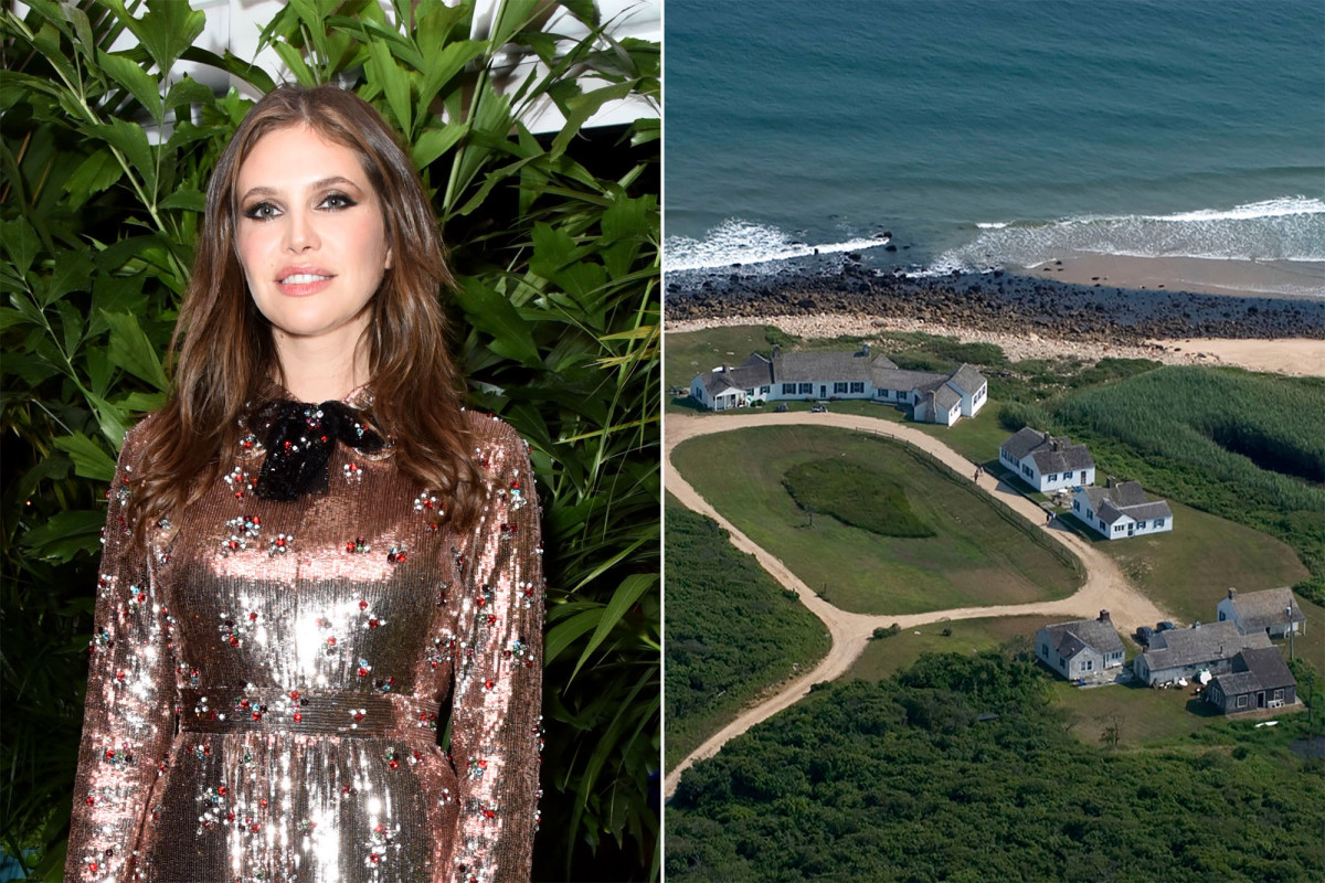 Dasha Zhukova rents Hamptons estate Eothen from Adam Lindemann