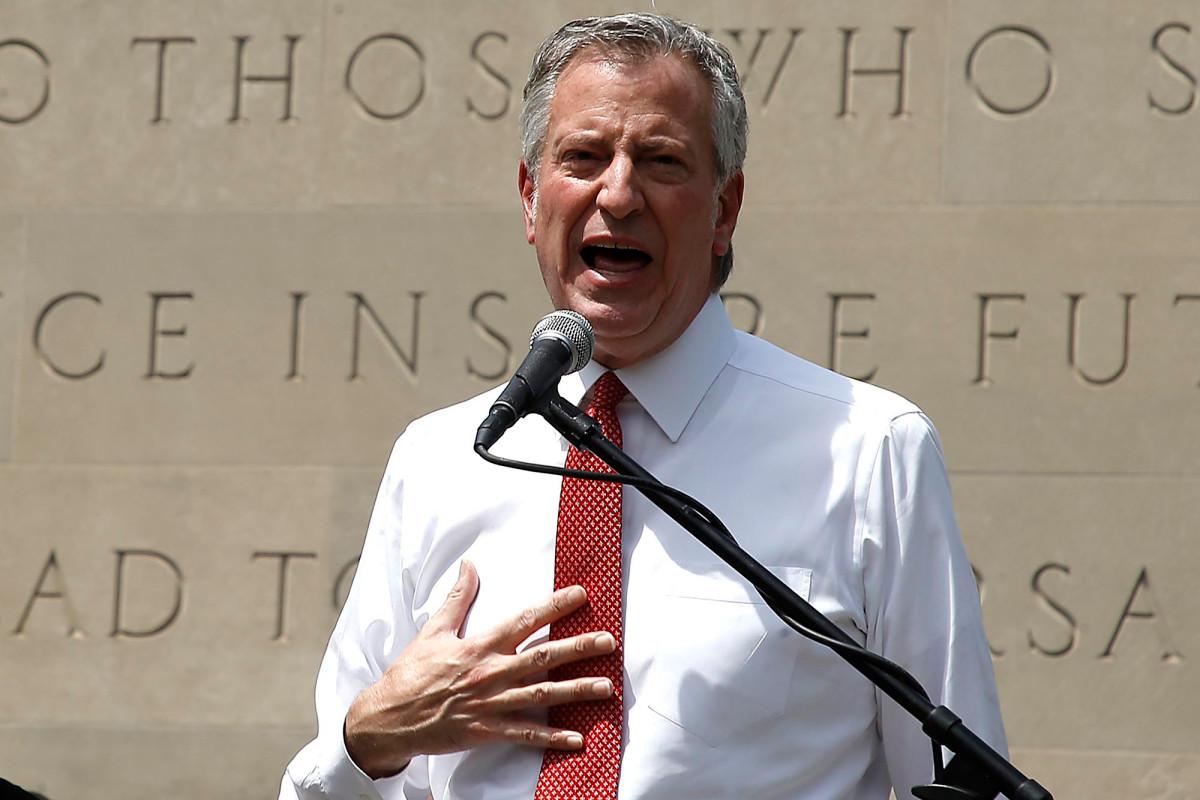 De Blasio hopes Albany will lend billions to NYC in coronavirus program