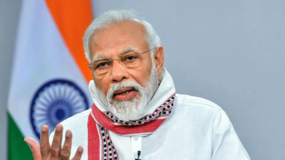 Electric power use, toll collection up, financial state bouncing back: PM Modi