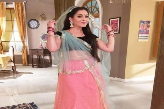 Exclusive Bhabi Ji Ghar Par Hai actress Shubhangi Atre aka.