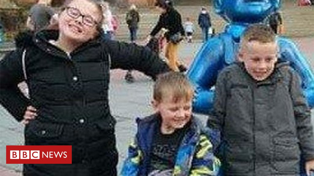 Father of Paisley fire victims: 'Rest in peace little angels'