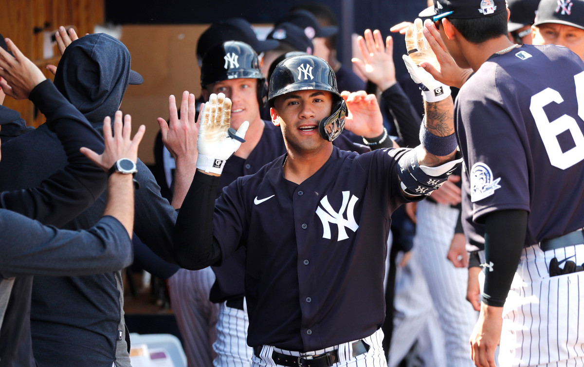 Gleyber Torres has a long leash at shortstop