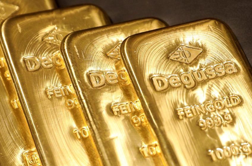 Gold established for third straight weekly get as virus instances soar