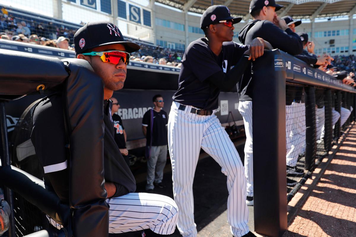 How MLB's coronavirus shutdown is affecting prospects' improvement
