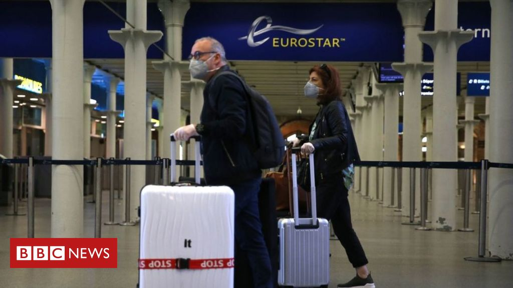 Jet2 and Eurostar lower summer months flights and trains