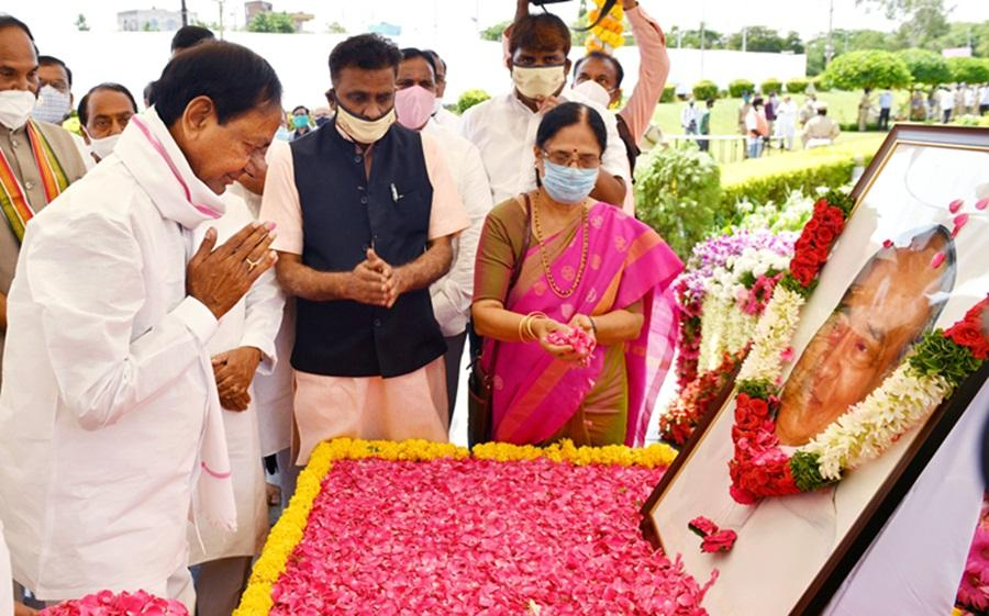 KCR requests Narendra Modi to rename Hyderabad Central College soon after late PV Narasimha Rao
