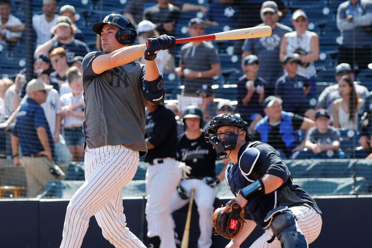 Kyle Higashioka's straightforward coronavirus method for Yankees' MLB restart