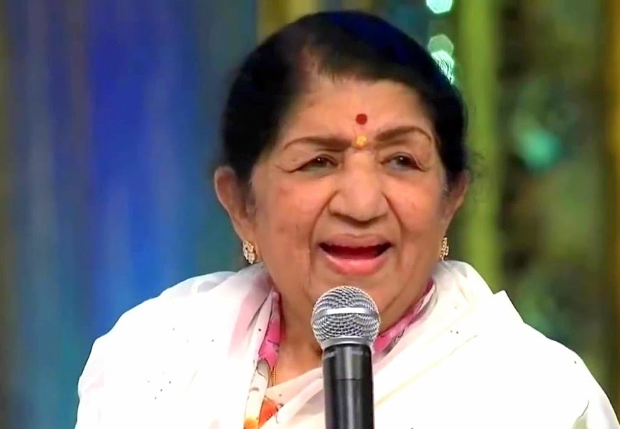 Lata Mangeshkar: Delighted or upset, Pancham would open up to me