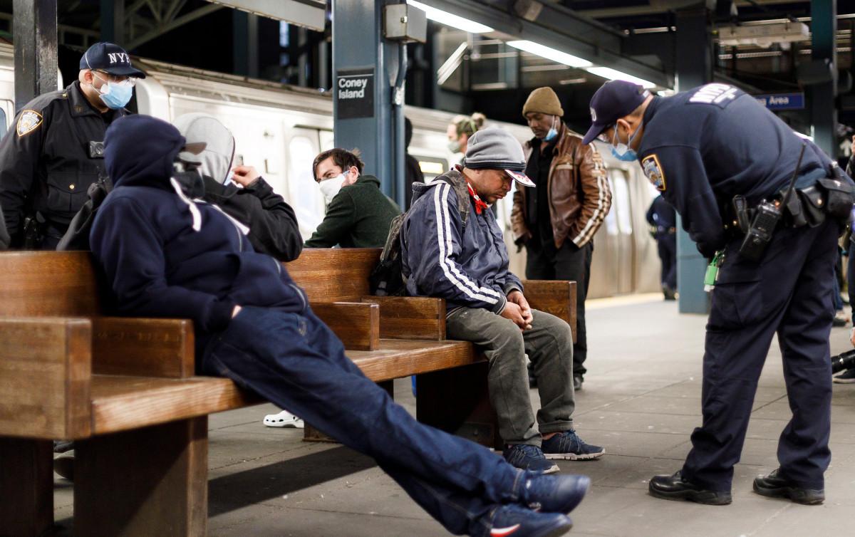 MTA's homeless outreach effort a bust, inspector general finds