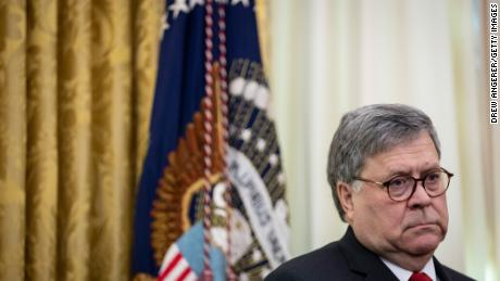 Prosecutors accuse Barr and Justice Department of politicizing investigations
