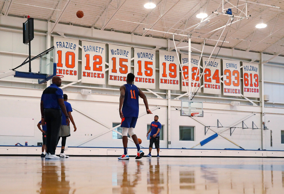NBA will never let Knicks stage methods this summertime