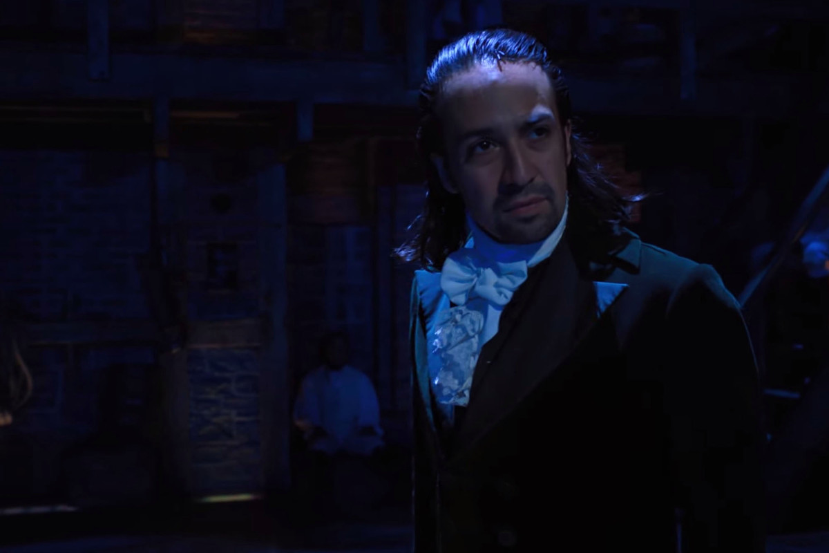 New 'Hamilton' movie trailer is here to hype Disney+ launch