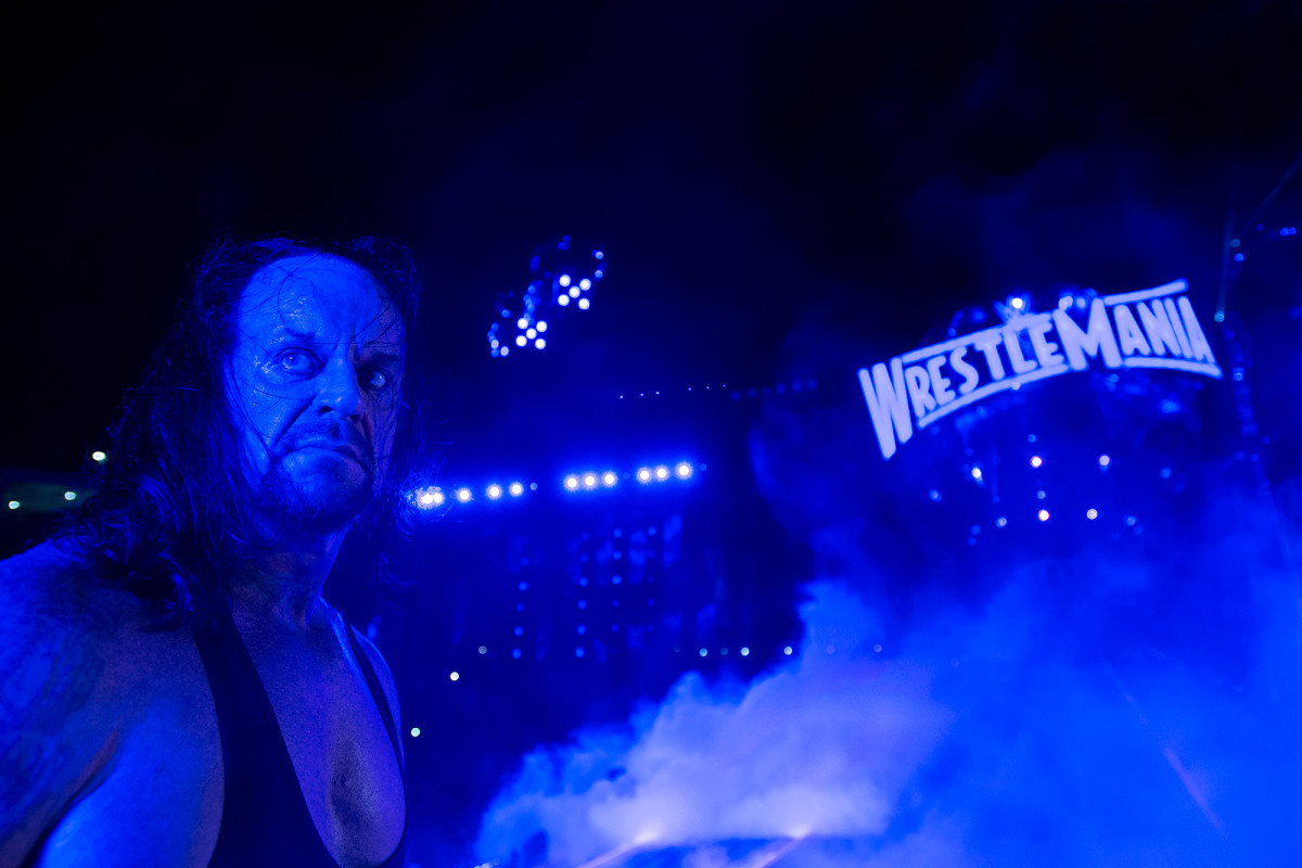 'No desire' for a different WWE match