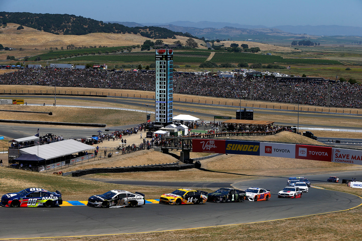 Noose found at Sonoma Raceway prompts hate crime investigation