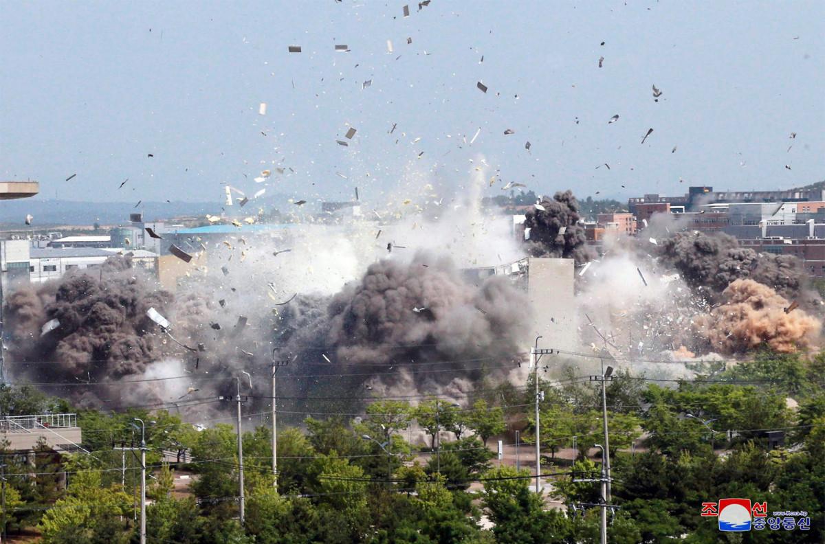 North Korea is sending troops to inter-Korean cooperation sites