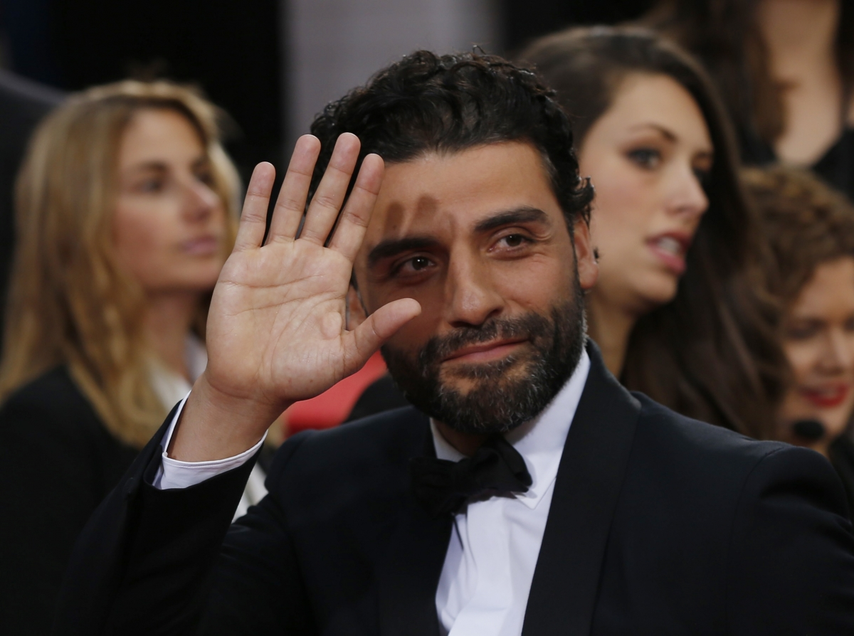 Oscar Isaac performed with 'Star Wars' flicks