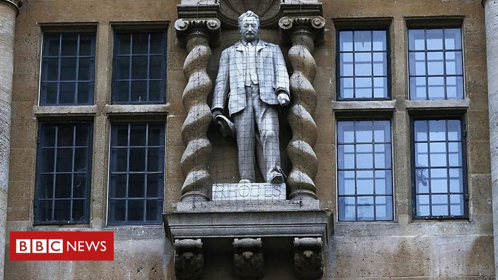 Oxford college or university desires to take away Rhodes statue