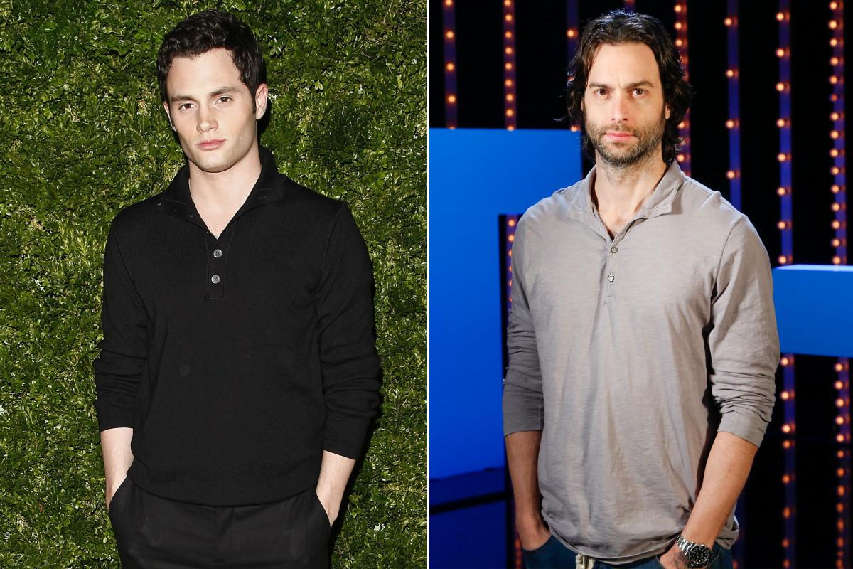 Penn Badgley talks claims against 'You' co-star Chris D'Elia