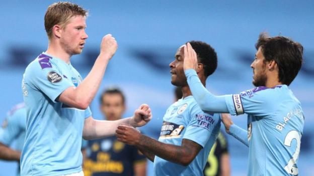 Premier League fixtures: BBC to exhibit Southampton v Man City