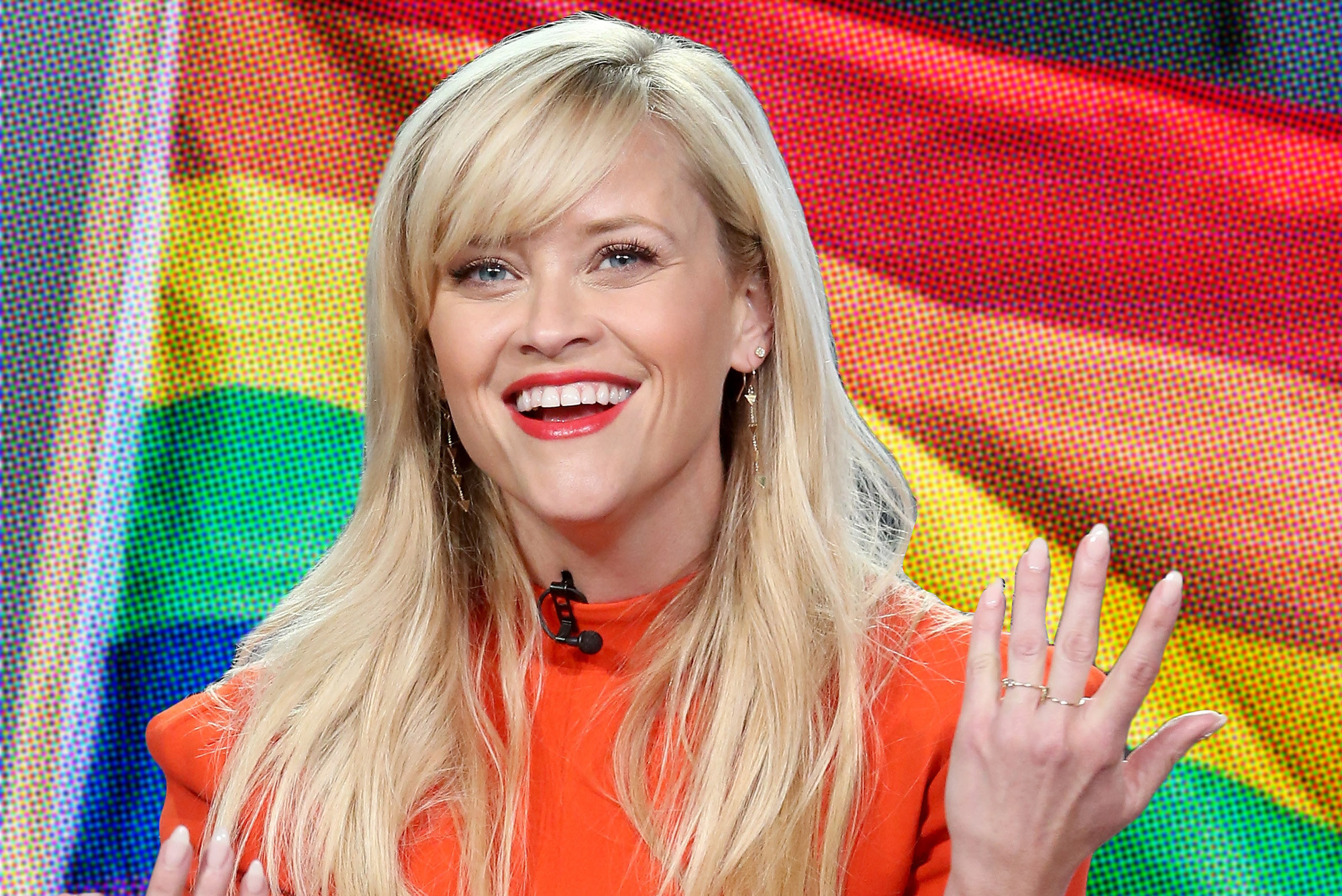Reese Witherspoon did not know about gay people right up until transferring  to L.A