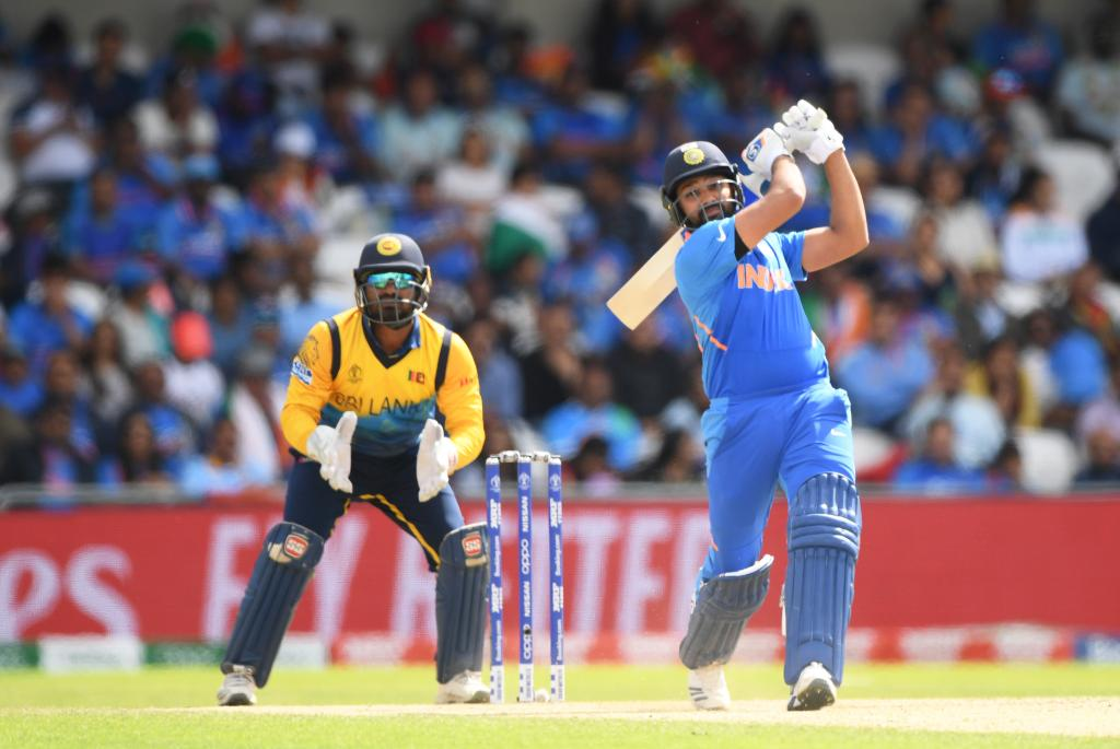 Rohit Sharma says that it's the fans' passion that keeps the team going