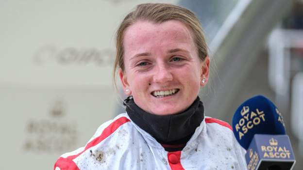 Royal Ascot: Hollie Doyle rides initial winner although Golden Horde claims Commonwealth Cup victory